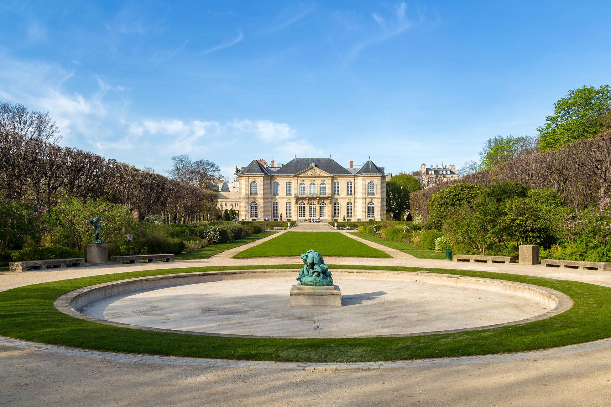 france paris musée rodin