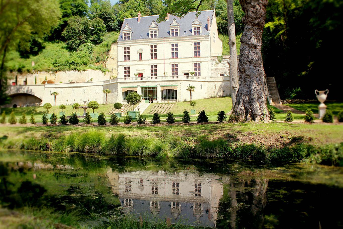 chateau gaillard france amboise