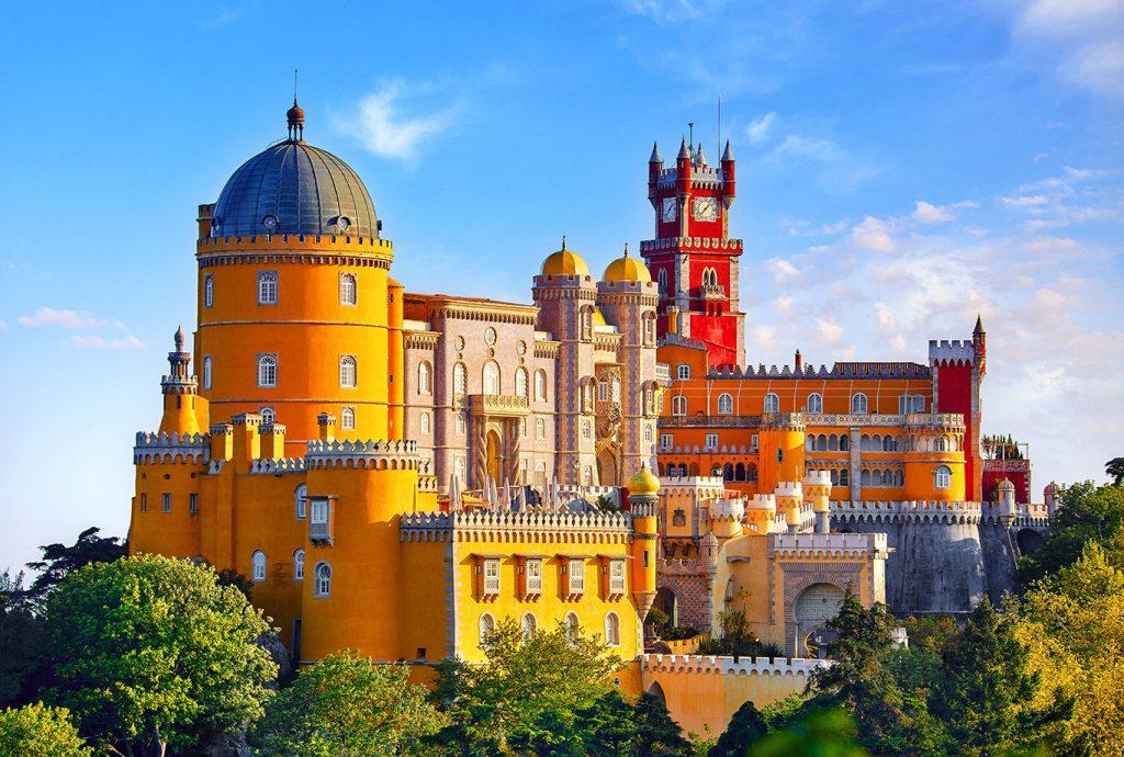 europe-portugal-sintra-palais-de-Pena-week-end-amoureux-romantique